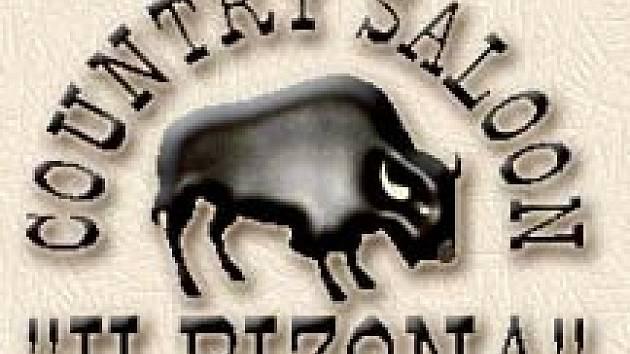 Logo Country Saloonu U Bizona v Chomutově.
