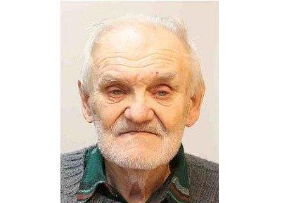 Policie pátrá po 88letém seniorovi Josefu Petříkovi.