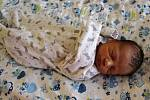 Sebastián David Tancoš se narodil mamince Olze Tancošové a tatínkovi Davidovi Kunovi z Klášterce nad Ohří 23. ledna 2019 v 16.37 hodin. Měřila 48 cm a vážila 2,75 kg.