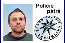 Policisté pátrají po dvaatřicetiletém Marcelu Urbanovi z Chomutovska