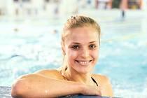 Simona Kubová se v Budapešti připravuje na závody International Swimming Leagu. Letos bude plavat za tým Tokio Frog Kings. První závod jí čeká už o víkendu.
