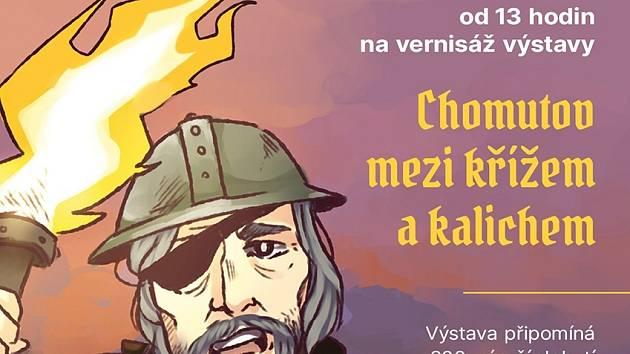 Muzeum připravilo výstavu Chomutov mezi křížem a kalichem. Začíná v sobotu 16. října.