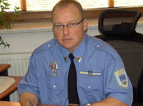 Vít Šulc, ředitel městské policie, odstoupil ze své funkce.