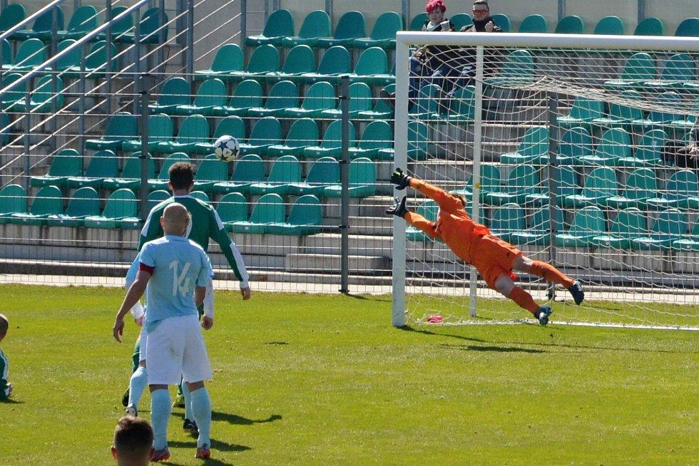 FC Chomutov - FK Meteor Praha 0:1