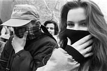 Tisíce Severočechů demonstrovaly před listopadem 1989 za čistější vzduch
