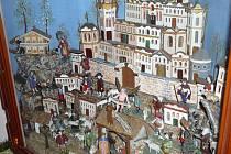Výstava betlémů v chomutovském muzeu - ilustrační foto.