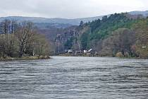 Řeka Ohře. Ilustrační foto.