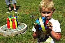 Dětský den v Podlesicích