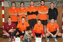 Vítěz 1. ročníku FC Jirkov 2000.