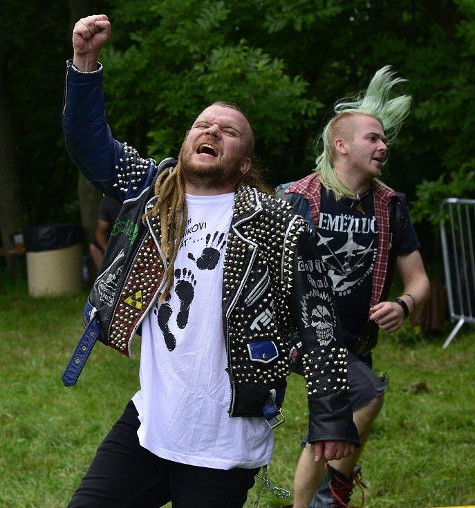 Punk day v Kadani.