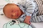 Ladislav Hauzner se narodil 16. dubna 2018 ve 13.50 hodin rodičům Nikole Roubychové a Ladislavu Hauznerovi z Jirkova. Vážil 3,15 kg a měřil 50 cm.