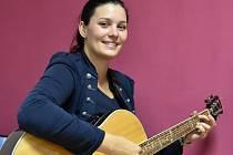 Talentovaná Adéla Radimcová