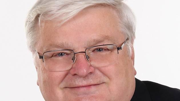 Ladislav Drlý, lídr komunistů v komunálních volbách v Chomutově.