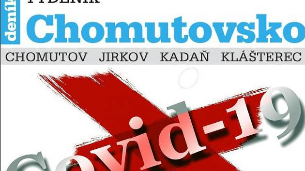 Dnes vychází nové číslo týdeníku Chomutovsko.