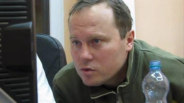 Martin Pešout v online rozhovoru