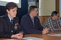 Policisté informovali o podrobnostech k zatčení recidivisty, který přepadával staré ženy.