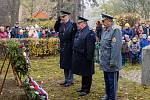 Den veteránů v Chomutově