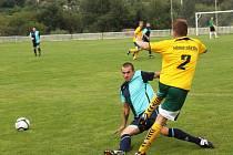 Fotbalisté Sokola Březno si připsali první vítězství v krajském přeboru.