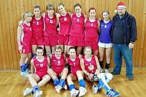 Volejbalistky VK Ervěnice válčí v první lize juniorek, naposledy doma prohrály i vyhrály 3:2 proti teplickému Šanovu.
