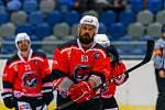 Chomutovští hokejisté.