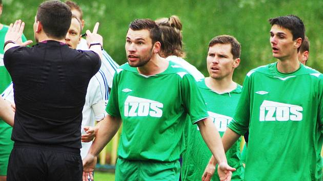 FK Slavoj Žatec - AFK LoKo Chomutov 2 : 7