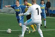 FK Junior Děčín - Sokol Březno 5 : 1.