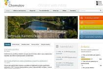 Oficiální web města Chomutova.