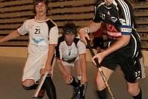 MLADÍ FLORBALISTÉ chomutovského FbC 98 odehráli několik zápasů na prestižním turnaji Viking Line Cup, který se konal ve švédském Falunu.