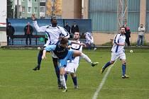 AFK LoKo Chomutov - TJ Sokol Libiš 2:3.