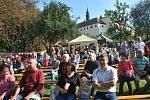 Na Svatováclavském vinobraní ve Františkánském klášteře poteče víno proudem