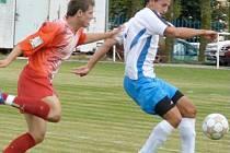 KRAJSKÝ PŘEBOR ODSTARTOVAL zápasem AFK LoKo Chomutov – FK Český Lev Neštěmice. Hosté si vypradovali o něco více šancí, ale zápas skončil nerozhodným výsledkem 1:1.