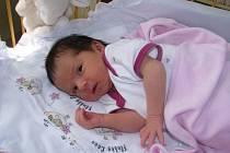 Malá Nella Marková se narodila mamince Veronice Markové z Chomutova. Stalo se tak 18. července v 11.07 hodin v žatecké porodnici, malá vážila 2,87 kilogramu.