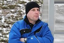 Trenér Chomutova Robert Vágner