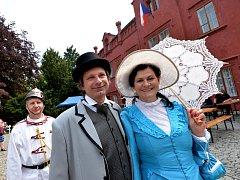 Na kláštereckém zámku začala kulturní sezona.