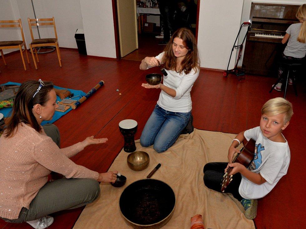FOTO: Kulturní dům sálal zdraví