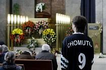 Poslední rozloučení s bývalým hokejistou Miroslavem Klucem proběhlo 12. prosince v pražském krematoriu ve Strašnicích.