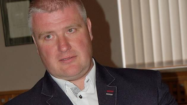 Tomáš Douda, nový ředitel městské policie.