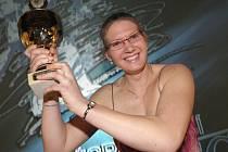 Absolutní vítězkou a nejúspěšnější sportovcem roku Chomutovska se stala kanoistka Martina Krauzová.