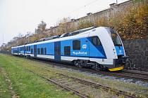 Vlak RegioPanter.