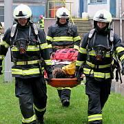 Drtivá většina ze čtyřiceti údržbářů či techniků nebyla schopna samostatného pohybu.  Copy text