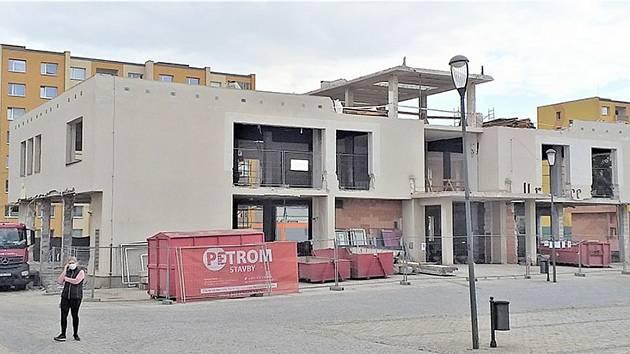 Rekonstrukcí domu na náměstí Dr. E. Beneše v Jirkově se zabýval Úřad pro ochranu hospodářské soutěže.