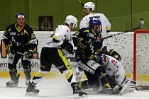 Hokejisté Kadaně prohráli s Ústím v prodloužení