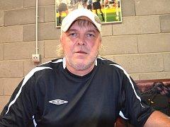 Nový trenér FC Chomutov Pavel Chaloupka chce přitáhnout do ochozů víc diváků