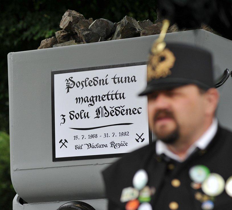 4. Měděnecké krušení v Měděnci.