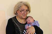 Karel Kočí se narodil mamince Růženě Kočí a tatínkovi Karlovi Kočímu ze Spořic 30. ledna 2019 v 9:24 hodin. Měřil 49 cm a vážil 2,8 kg. Na fotografii s babičkou Libuší Fontošovou