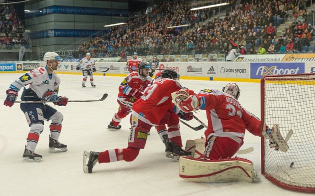 Piráti porazili Olomouc 5:2.