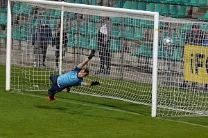 Penaltový rozstřel a gól.