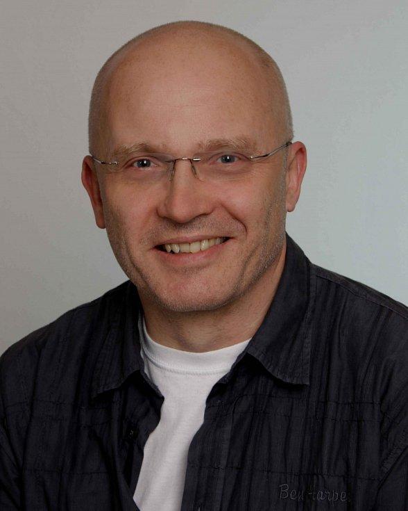 Jan Vaclík - ODS, 54 let, lékař.