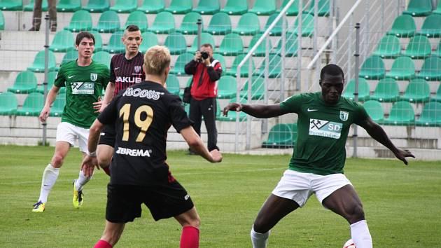 Michal Leibl odehrál proti České Lípě poslední zápas za Chomutov