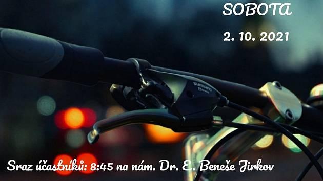 Jirkov v sobotu 2. října zakončí cyklistickou sezonu.